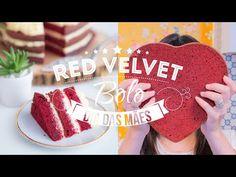 BOLO RED VELVET NAKED CAKE especial Dia das Mães | I Could Kill For Dessert 84 #ICKFD - YouTube