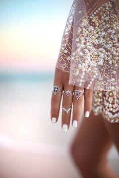 GypsyLovinLight wearing Midsummer Star