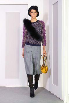 #DianevonFurstenberg #FW2016_17 #NWFW #NewYork #Catwalk #readyToWear #trends #furry