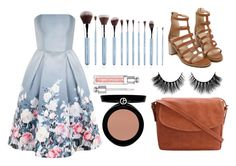 """""""Untitled #93"""" by megan-hinson ❤ liked on Polyvore featuring Chi Chi, Giorgio Armani and Christian Dior"""