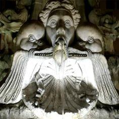 Rome - Phanteon Fountain