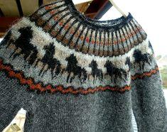 Knitting Projects, Knitting Patterns, Icelandic Sweaters, Wool, How To Make, Fashion, Knitting Sweaters, Handarbeit, Kids