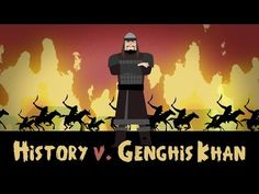 "New TED-Ed Video & Lesson: ""History vs. Genghis Khan"" 