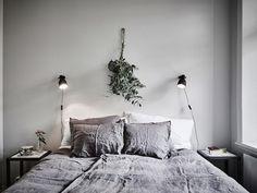 Utter simplicity #Beachwood bedroom