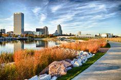 Fall in Milwaukee!