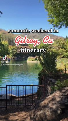 Itinerary for a weekend in Gilroy. Things to do in Gilroy. Bay area day trip. #gilroy #bayarea #norcal Northern California Travel, Bay Area, Day Trip, Things To Do, Romantic, Things To Make, Romance Movies, Romantic Things, Romance