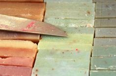 Fun, frugal, and infinitely practical, soap making is an art form where the ingredient combinations are endless. Here are 12 incredible soap recipes. Soap Making Recipes, Homemade Soap Recipes, Savon Soap, Lye Soap, Soap Making Supplies, Vegan Soap, Organic Soap, Organic Homemade, Best Soap