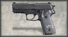 Sig Sauer P229 Extreme 9mm, center fire.