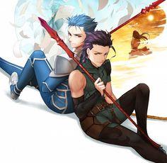 Lancer _Fate/Zero & Fate/ stay night