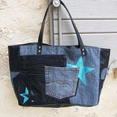 Cabas 34 Shopping bag cathanne bag