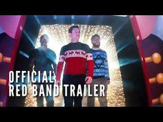 The Night Before... #xmas Red Band Trailer  Joseph Gordon-Levitt, Seth Rogen & Anthony Mackie