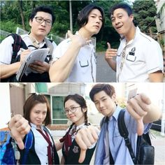 """Popular Drama """"Fated to Love You"""" Stars Dress Up as High School Students During Parodies"""