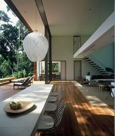 amazing space; living inside-out