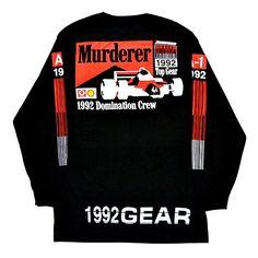 Murderer Black