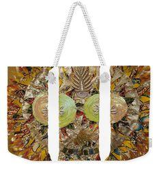 Oshun Sun Weekender Tote  Artwork by Apanaki Temitayo M  Shop Apanaki Designs IG