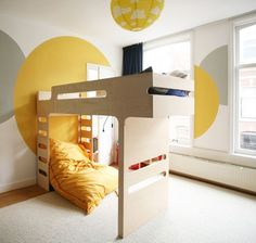 Stunning Loft Beds for a Kids' Room