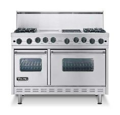 Viking Range something I will never own in this house.....i don't have a gas line to it!!!