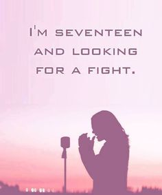 ‪#‎MARSlyrics‬ | I'm seventeen and looking for a fight ‪#‎CityOfAngels‬ #thirtysecondstomars (credits to the owners)