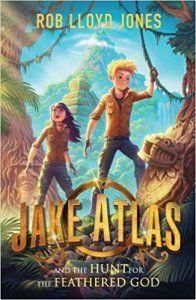 Jake Atlas 2 book cover