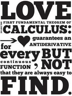 Love & Calculus by Angela Protzman