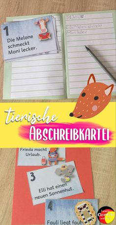 Auf jeder der 23 Karten steht ein einfacher Satz, den Schüler*innen abschreiben können. Ideal für die Freiarbeit, DaF mit Kindern oder den Förderunterricht. Die Karten können auch als Gesprächsstarter dienen oder man verwendet sie als Impulskarten für kleine Geschichten und Schreibanlässe. Extra: Du erhältst in diesem Material die Karten zusätzlich als PowerPoint-Vorlage. Hier kannst du deine eigenen Texte einfügen. #deutschunterricht #grundschule #lehrermarktplatz #förderunterricht #daz German Resources, Cover, Books, Homeschooling, Teaching Materials, Instructional Planning, Teaching Kids, Learn Languages, Livros