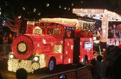 Celebrate! Enjoy! Sing! Christmas Holidays in Greater Phoenix: Tempe Fantasy of Lights Parade