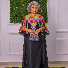 Photo by READY TO WEAR on January Image may contain: one or more people and people standing Long African Dresses, Latest African Fashion Dresses, African Fashion Traditional, African Attire, Fashion Outfits, Queens, Stones, Crystal, African Fashion