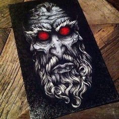 Bearded... By @rustemhorzum at @tattoostudio115 Bergen, Norway