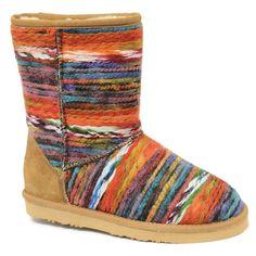 LAMO Juarez Women's Mid-Calf Winter Boots, Girl's, Size: 10, Multicolor