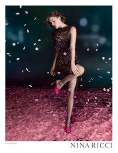 Nina Ricci S/S 2013 Ad Campaign