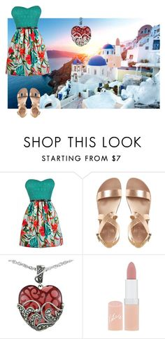 """""""Good morning"""" by lilly03 ❤ liked on Polyvore featuring Lord & Taylor and Rimmel"""