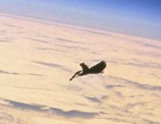 The Black Knight, A 13000 Year Old Alien Satellite? The Black Knight Satellite orbited Earth from East to West. The Black Knight possibly of Alien. Aliens And Ufos, Ancient Aliens, Ancient History, Aliens Movie, European History, Black Knight Satellite, Mystery, Unidentified Flying Object, Unexplained Phenomena
