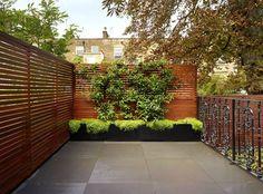 Jardines de estilo moderno de Tyler Mandic Ltd