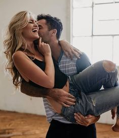 """""""A day without laughter is a day wasted."""" — Charlie Chaplin Photo by edited with Swipe for before and… Cute Couples Goals, Couples In Love, Romantic Couples, Couple Goals, Kiss And Romance, You Make Me Laugh, Engagement Photo Inspiration, Charlie Chaplin, Best Couple"""