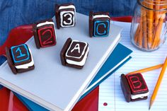 S'mores Book Snacks