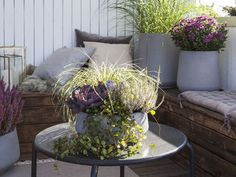 Balcony decoration in autumn 30 ideas to create a cozy atmosphere