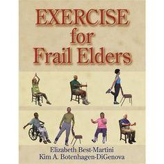 Exercise for Frail Elders Book
