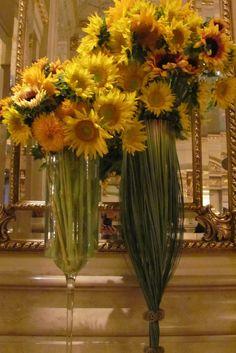 Sunflowers  #BotanicArt
