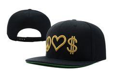 Peace Love Money Snapback Hat (1) , cheap wholesale  $6 - www.hats-malls.com