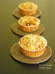 Muffin Monday: Granola Muffins