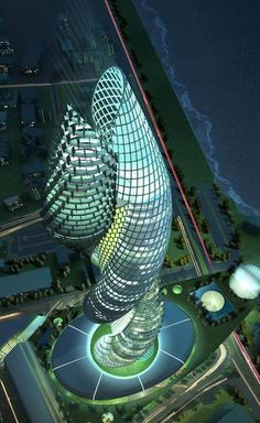 Cobra Towers.Kuwait