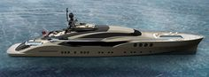Palmer Johnson launches their Flagship PJ 210 #sport, tri-deck #superyacht!