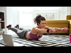 To break down the pros and cons of at home workouts, we spoke with Vince Sant, Fitness Expert, Certified Trainer and Co-Founder of V Shred an online fitness portal based in Las Vegas, Nevada. Workout Videos For Women, Workout Plan For Men, Ab Workout At Home, Abs Workout For Women, At Home Workouts, Fitness Workouts, Tips Fitness, Ab Workouts, Fitness Gadgets