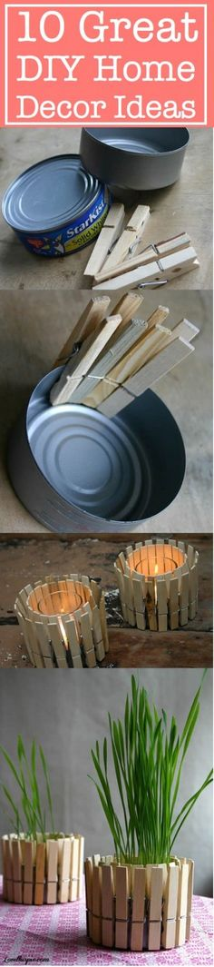DIY candle holder6