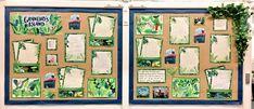 Classroom Displays Eyfs, Ks1 Classroom, Calm Classroom, Classroom Walls, Outdoor Classroom, Outdoor School, Classroom Themes, Dinosaur Classroom, Class Displays