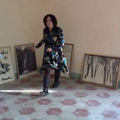 Allestimento Megael a Castè #arteedesign #eventi #art #arte #cinqueterre #sedie
