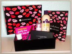 glossybox februar 2014 #girlietrash