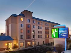 Woonsocket (RI) Holiday Inn Express Hotel & Suites Providence-Woonsocket United States, North America The 2-star Holiday Inn Express Hotel & Suites Providence-Woon offers comfort and convenience whether you're on business or holiday in Woonsocket (RI). Offering a variety of facilities and services, the hotel provides all you need for a good night's sleep. Facilities like free Wi-Fi in all rooms, 24-hour front desk, facilities for disabled guests, newspapers, laundry service ar...
