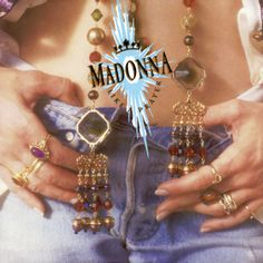 "Madonna - ""Like a Prayer"" (1989)."