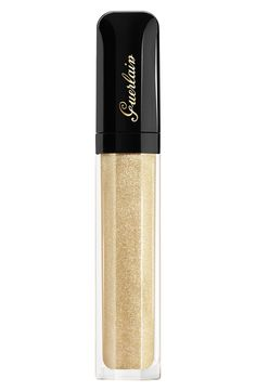 Love the shimmering, radiant and plumping finish of the Guerlain maxi shine lip gloss.